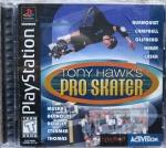 Tony Hawks Pro Skater Cover