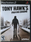 Tony Hawks Proving Ground Cover