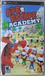 Ape Escape Academy Cover