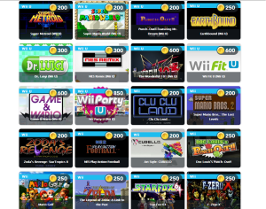 Club Nintendo Free Games