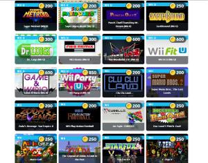 Club Nintendo Free Games
