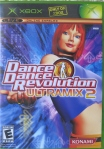 Dance Dance Revolution Ultramix 2 Cover