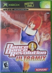 Dance Dance Revolution Ultramix Cover