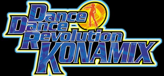DDR Konamix Logo