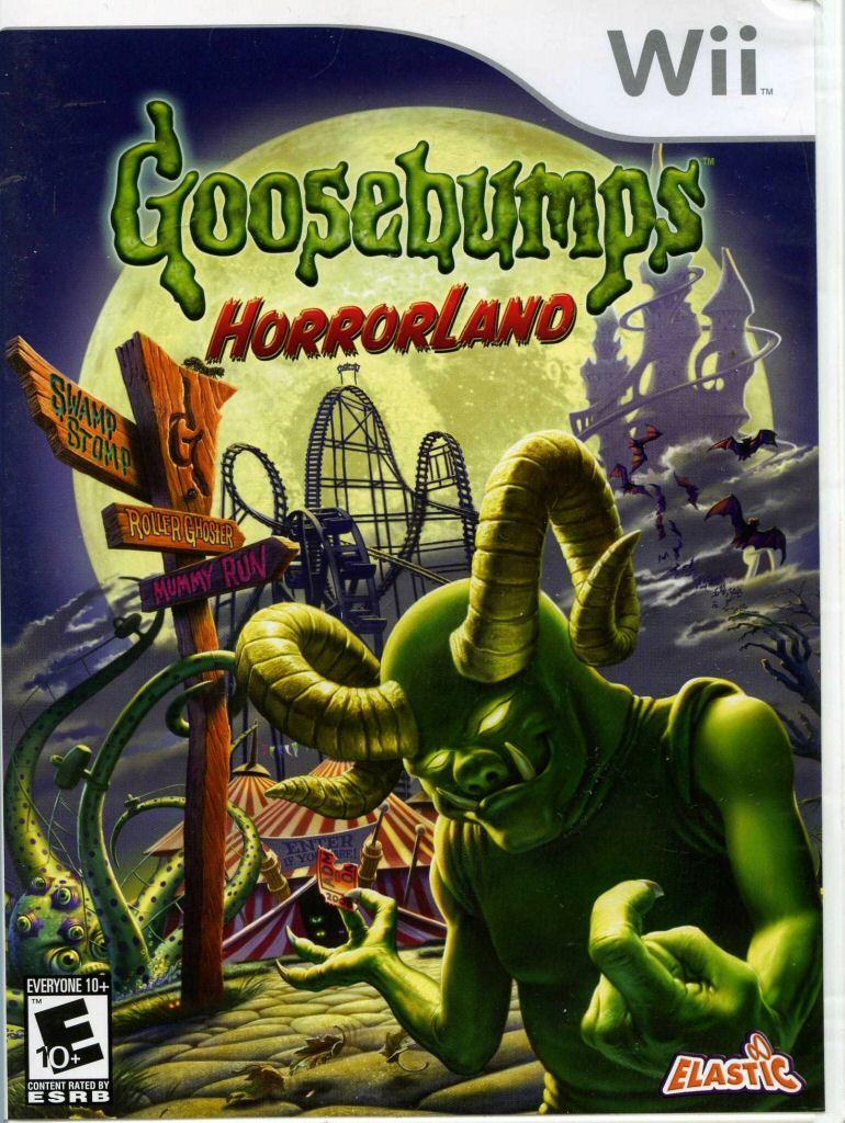 Goosebumps Horrorland | SlickGaming