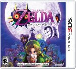 Legend of Zelda Majoras Mask 3D Cover