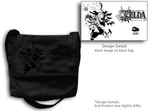 Majoras Mask Messenger Bag