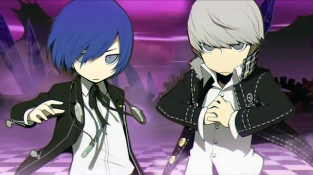 Persona Q Main Protagonists