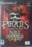 Pirates Legend of the Black Buccaneer Cover
