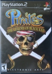 Pirates The Legend of Black Kat COver