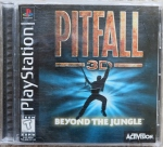 Pitfall 3D Beyond the Jungle Cover