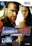 Smackdown vs Raw 2009 Cover