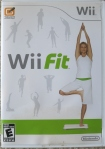 Wii Fit Cover