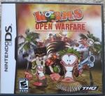Worms Open Warfare Cover