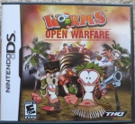 Worms Open Warfare Cover