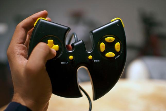 Wu-Tang PS1 Controller