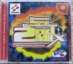 Dance Dance Revolution 2nd Mix Cover