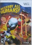 Destroy All Humans Big Willy Unleashed Cover