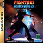 Fighters Megamix Cover (Japan)