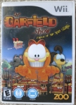 Garfield Show Threat of the Space Lasagna Cover
