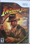Indiana Jones and the Staff of Kings (Wii) Cover