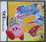 Kirby Squeak Squad Cover