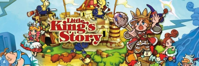 Little Kings Story Banner
