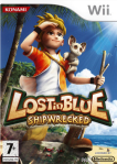 Lost in Blue Shipwrecked Cover