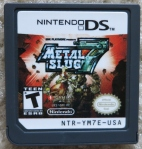 Metal Slug 7 Cartridge