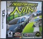 Need for Speed Nitro Cover
