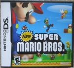 New Super Mario Bros Cover