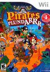 Pirates Plundarrr Cover