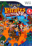 Pirates Plundarrr Cover