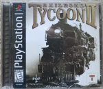 Railroad Tycoon II Cover