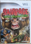 Rampage Total Destruction Cover