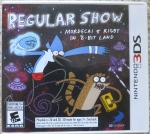 Regular Show Cover