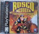 Rosco McQueen Firefighter Extreme Cover