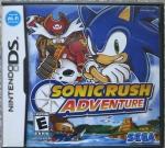 Sonic Rush Adventure Cover