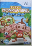 Super Monkey Ball Step and Roll Cover