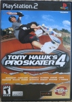 Tony Hawks Pro Skater 4 (PS2) Cover