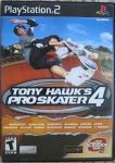 Tony Hawks Pro Skater 4 (PS2) Cover