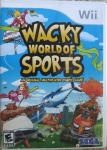 Wacky World of Sports Cover
