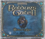 Baldurs Gate II Shadows of Amn Cover