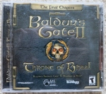Baldurs Gate II Throne of Bhaal Cover