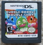 Bubble Bobble Double Shot Cartridge