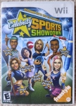 Celebrity Sports Showdown Cover
