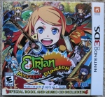 Etrian Mystery Dungeon Cover