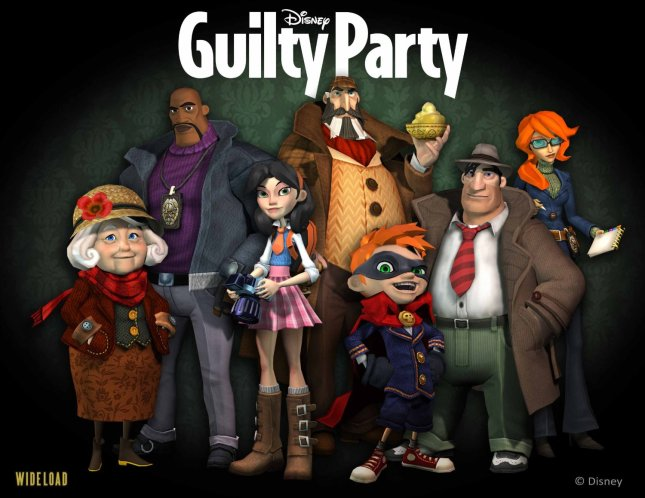 Guilty Party Art 1