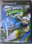 Hot Shots Tennis Cover