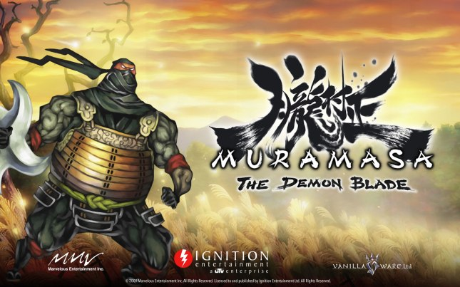 Muramasa the Demon Blade Art 2